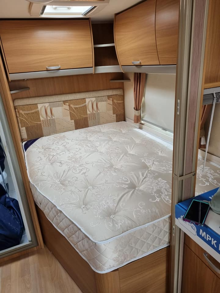 Custom Made Camper Van Mattress